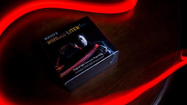 Rocco's SUPER BRIGHT Prisma Lites Single (Red)
