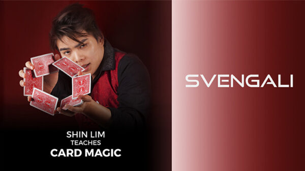 Svengali by Shin Lim (Single Trick) video DOWNLOAD
