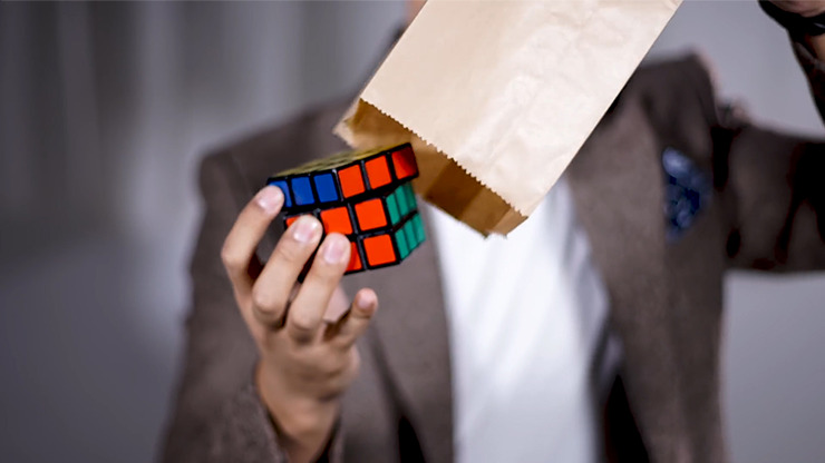 Rubik's Dream - Three Sixty Edition by Henry Harrius
