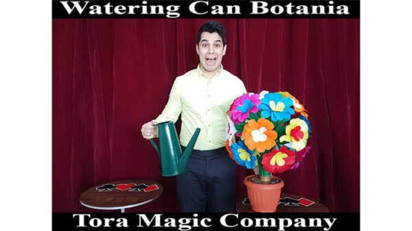 Watering Can Botania by Steve Hart and Tora Magic