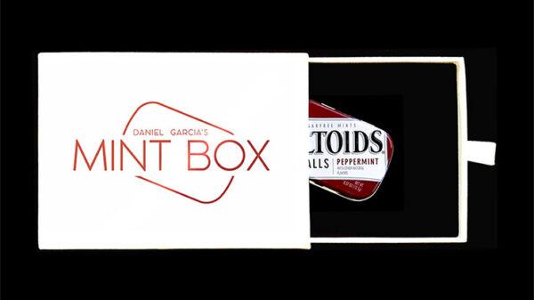 MINT BOX by Daniel Garcia