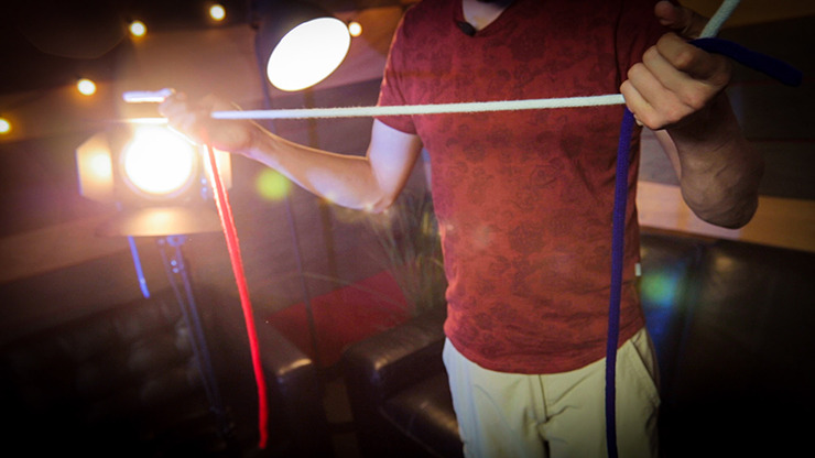 Rainbow Ropes Remix Standard (Gimmicks and Online Instruction) by DARYL