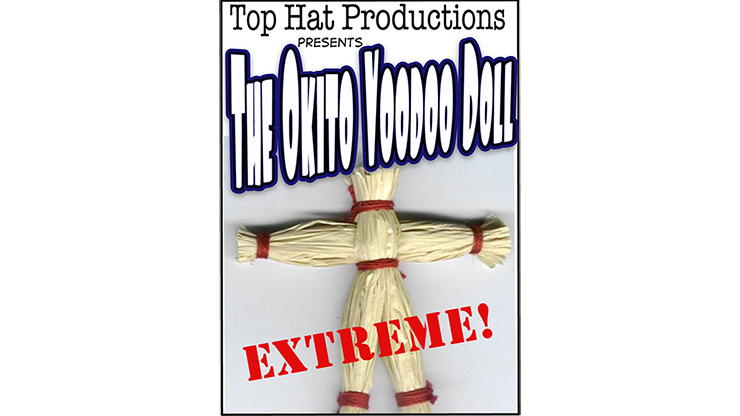 The Okito Voodoo Doll (Extreme) by Top Hat Productions