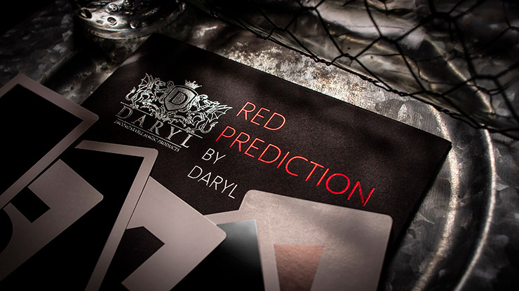 The Red Prediction (Gimmicks and Online Instruction) by DARYL