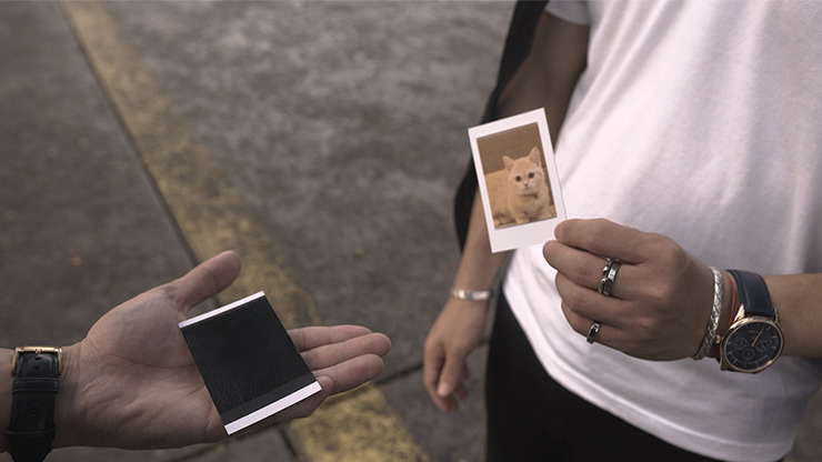 Skymember Presents: Project Polaroid (box color varies) by Julio Montoro and Finix Chan