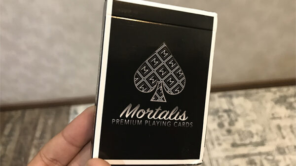 Mortalis Playing Cards by Area 52