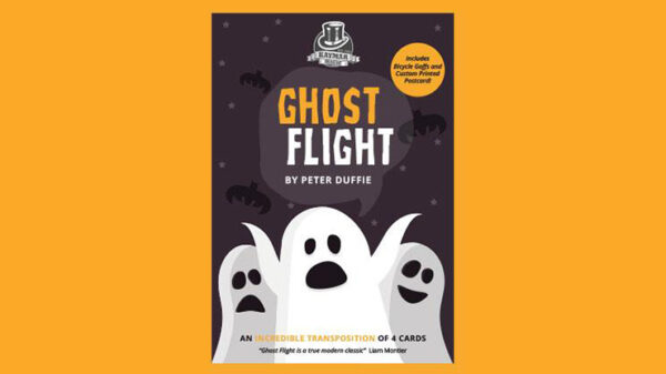 Ghost Flight by Peter Duffie and Kaymar Magic