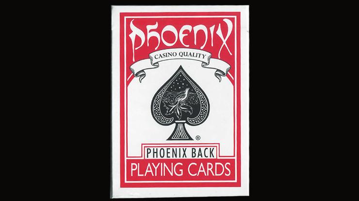 Boris Wild Marked Deck Phoenix Edition (Standard Index)