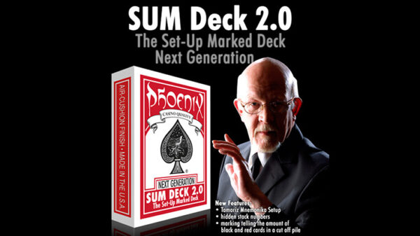 Phoenix Sum Deck 2.0 by Card-Shark