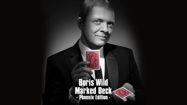 Boris Wild Marked Deck Phoenix Edition (Large Index)