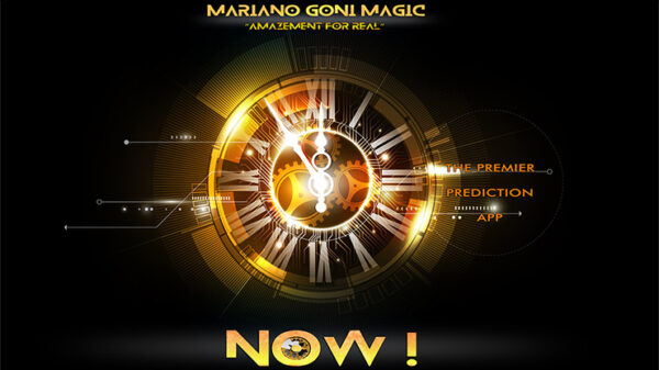 NOW iPhone Version (Online Instructions) by Mariano Goni Magic