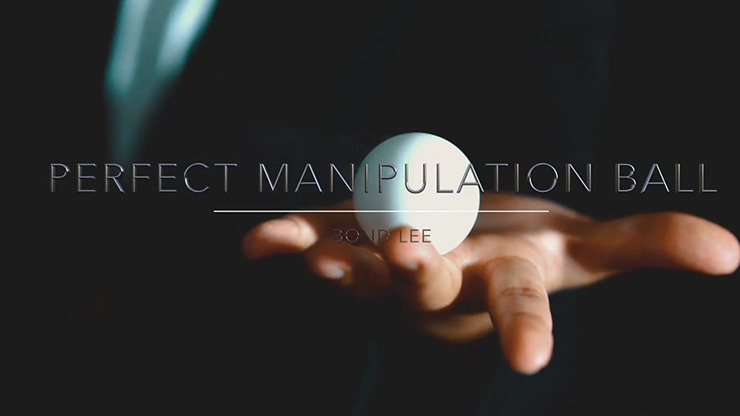 Perfect Manipulation Balls (1.7 White ) by Bond Lee