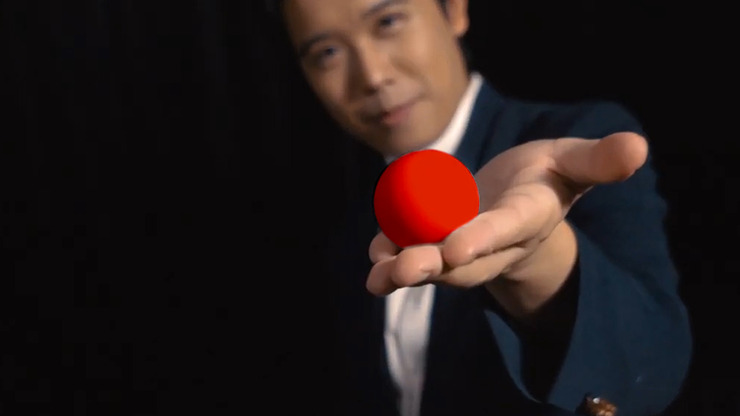Perfect Manipulation Balls (1.7 Red) by Bond Lee