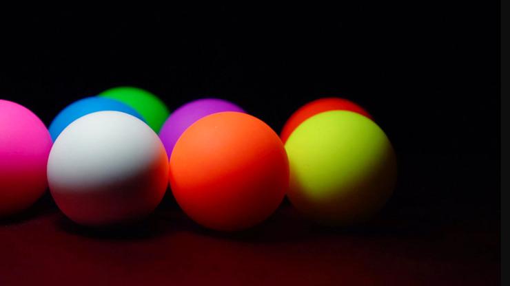 "Perfect Manipulation Balls (2"" White) by Bond Lee"