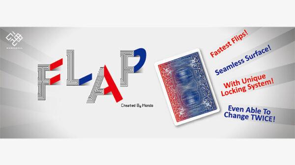 Modern Flap Card (Blank to 8) by Hondo
