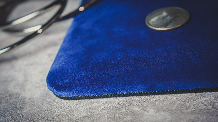 Suede Leather Mini Pad (Blue) by TCC
