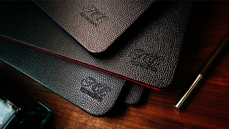 Suede Leather Small Pad (Black) by TCC