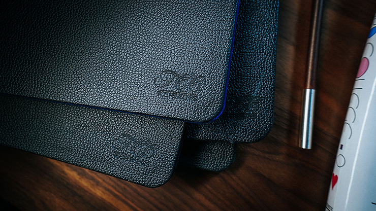 Suede Leather Large Pad (Blue) by TCC