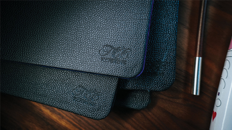 Suede Leather Large Pad (Black) by TCC