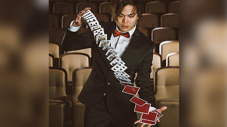 Limited Edition NOC x Shin Lim Playing Cards