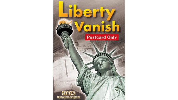 Liberty Vanish (Postcard Only) by Masuda