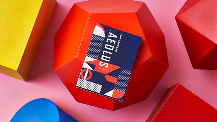Aeolus Playing Cards by Bocopo