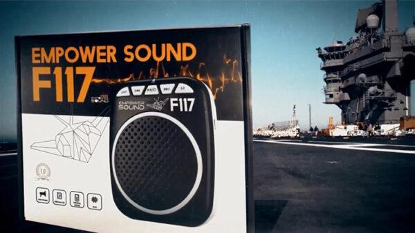 Waistband Amplifier (F117) by Empower Sound