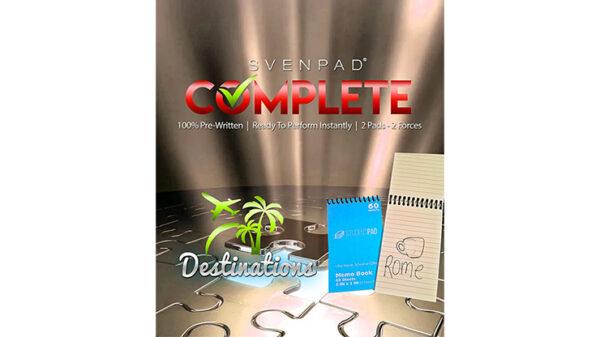 SvenPad® Complete (Destinations)