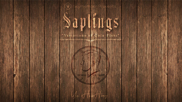 Skymember Presents Saplings by Yu Huihang - DVD