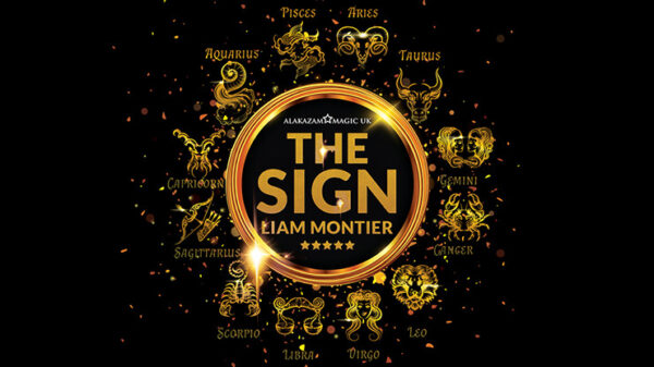 The Sign by Liam Montier - DVD