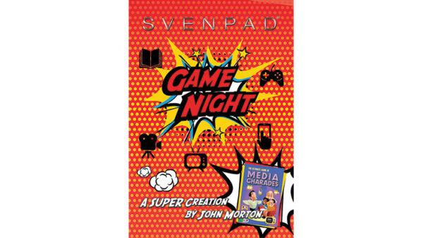 SvenPad® Game Night