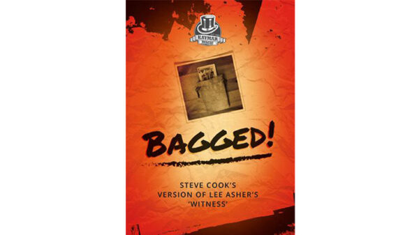 Bagged (Gimmick and online instructions) by Steve Cook and Kaymar Magic