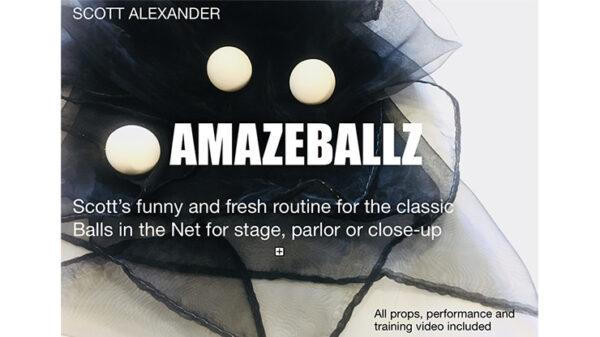 Amazeballz by Scott Alexander and Puck