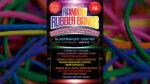 Joe Rindfleisch's SIZE 16 Rainbow Rubber Bands (Combo Pack)