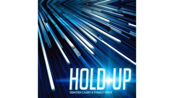 HOLD UP Red by Sebastien Calbry