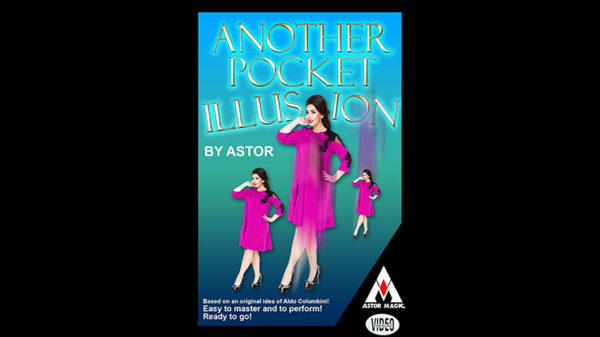 Another Pocket Illusion by Astor