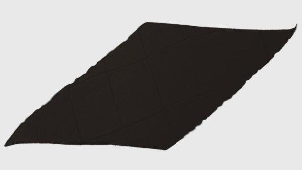 Diamond Cut Silk 24 inch (BLACK) by Magic by Gosh