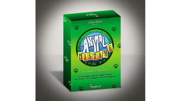 Animal Mistake by Luis Zavaleta & Professor Otto by Twister Magic