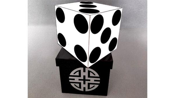 Dice and Silk (Zebra) by Tora Magic