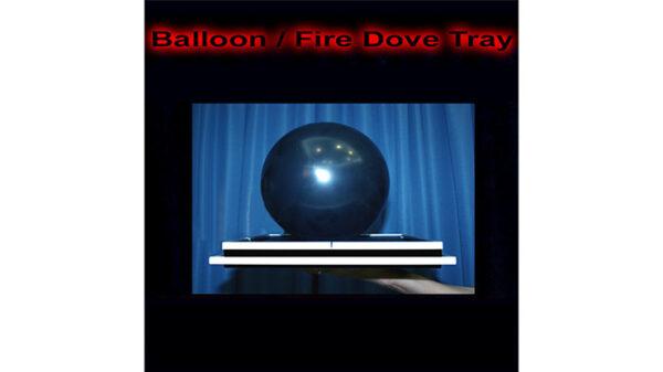 Balloon/Fire Dove Tray by Tora Magic