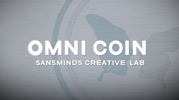 Limited Edition Omni Coin Japanese version by SansMinds Creative Lab