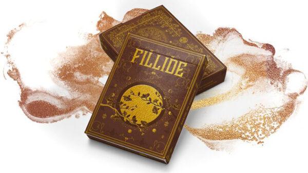 Fillide: A Sicilian Folk Tale Playing Cards (Terra) by Jocu