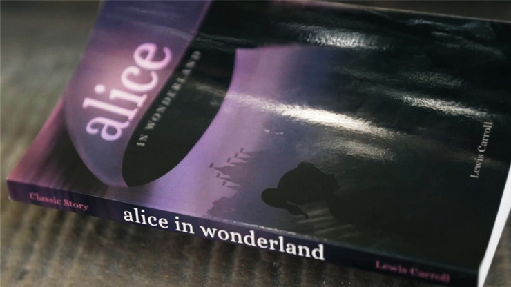 Alice Book Test by Josh Zandman