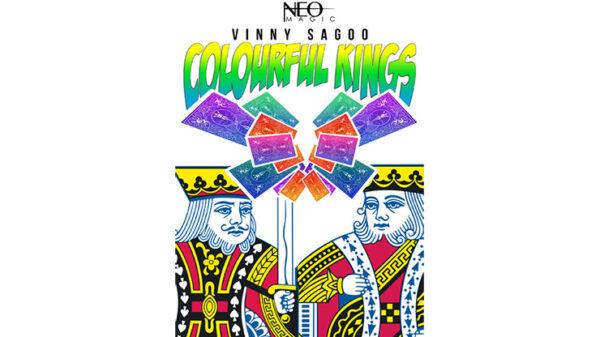 Colorful Kings by Vinny Sagoo