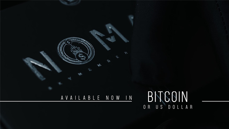 Skymember Presents: NOMAD COIN (Morgan) by Sultan Orazaly and Avi Yap