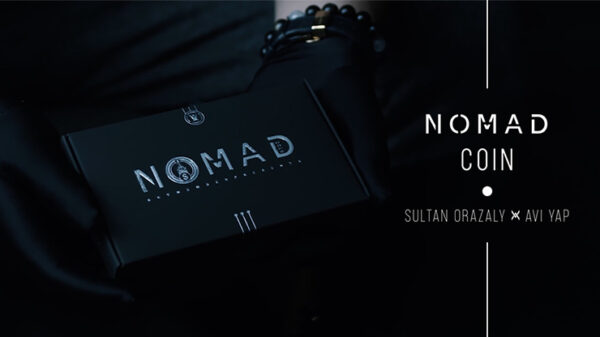 Skymember Presents: NOMAD COIN (Bitcoin Silver) by Sultan Orazaly and Avi Yap