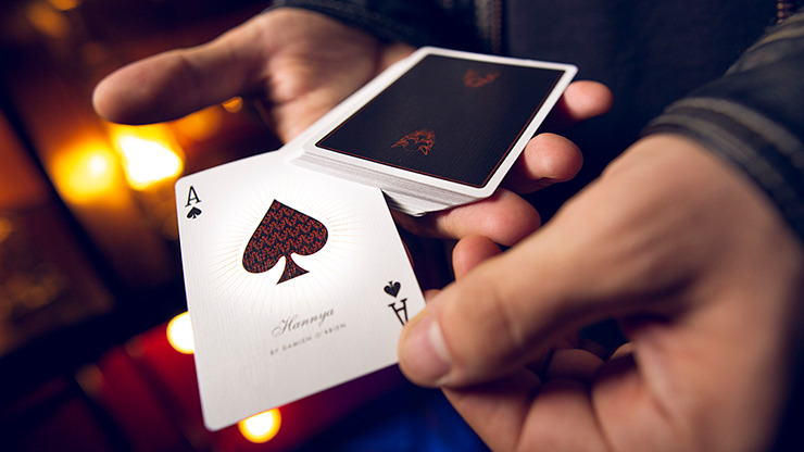Hannya Playing Cards Version 2