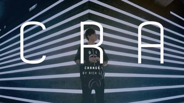 CRA Change by Rich Li - DVD