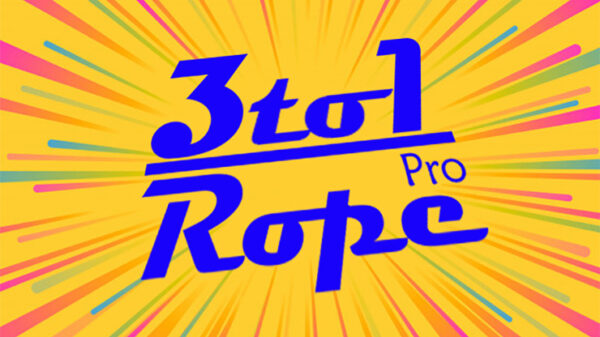 3 to 1 Rope Pro by Magie Climax