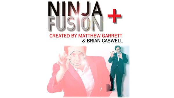 Ninja+ Fusion in Dark Black (With Online Instructions) by Matthew Garrett & Brian Caswell